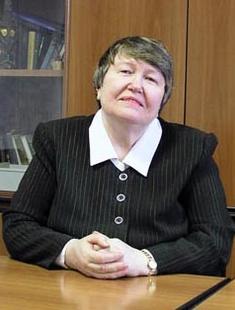 Алевтина Михайловна Сафронова